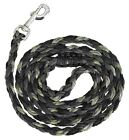 Paracord Dog Leads. GENUINE Parachute cord, durable & washable. REDUCED PRICE