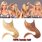 Miracle Secret Wire Headband Hair Extensions 100% Remy Human Hair Extensions