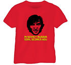 Ovechkin Goal Scores You Hockey Capitals USSR Funny T shirt