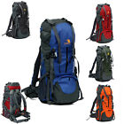 Outdoor Camping Large Travel Hiking Waterproof Luggage Bag Rucksack Backpack 70L