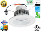 "Downlight LED Premium 12 X Smooth Trim Recessed Retrofit 6"" Dimmable Down Light"