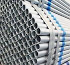 Galvanised Steel Tube nominal bore 40NB Cut to various lengths - REDUCED PRICE