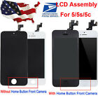 OEM For iPhone 5/5C/5S LCD Display +Touch Screen Digitizer Assembly Replacement
