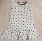 NWT 2014 Gymboree Green Polka Dot Dress Size 4 5 6 & 7