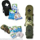 MILITARY SMALL FIRST AID KIT POUCH BASIC TACTICAL CAMPING SURVIVAL HIKING ARMY