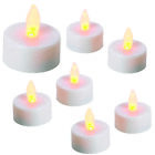 Tea Lights LED Flickering Candles Tealights Wedding Battery Operated Flameless