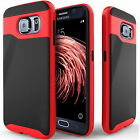 Rugged Hybrid Shockproof Armor Tough Case Cover For Samsung Galaxy S6/Edge/Plus