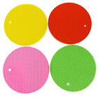 Non-Slip Silicone Mat Dot Trivet/Hot Pad Dish Pot Holder Cooking Heat Resistant