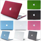 "Quicksand Matte Anti-Dust Hard Case Skin for MacBook 12""Air Pro 11"" 13""15""Retina"