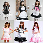 Cosplay Sexy Beer Lolita Cat Ear Maid Outfit Costume Party Dress Apron Palace
