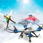 JJRC H29W WIFI FPV 2.4GHz 4CH 6 Axis Gryo RC Quadcopter With LED Light HD Camera