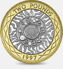 1997-2015 uk gb non commemorative £2 two pound coins - select dates from list