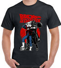 Back To The Darkside Divertente Da Uomo Star Wars Future T-Shirt Darth Vader