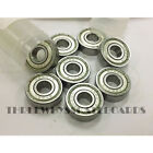 SPEED Skateboard Long board Grease Bearing ABEC 3/5/7/9 Silver shield tube of 8