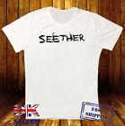 SEETHER SOUTH AFRICAN HARD ROCK BAND RETRO VINTAGE HIPSTER UNISEX T SHIRT 473