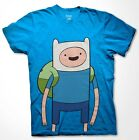 Adventure Time Finn T-shirt Finn Jake Cartoon Fan Gift Men Shirt S-3XL