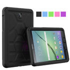 Poetic Turtle Armor Rugged Protective Silicone Case fo Samsung Galaxy Tab E 8.0