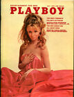May 1970 Playboy Magazine Complete Jennifer Liano Ex Condition