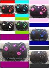 1 XBOX ONE WIRELESS Controller NO MODS CUSTOM BUTTONS + LED LIGHT ON HOME B