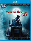 Abraham Lincoln: Vampire Hunter (blu-ray/dvd, 2012, 3-disc Set