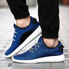 New Mens Boots Gym Trainers Fitness Sports Running Casual Shoes Sneakers 350 BK