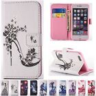 Stand Wallet Leather Diamond Pattern Flip Cards Case Cover For iPhone 6 6s Plus