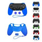 New Silicone Rubber Case Cover Accessories For PS4 Playstation 4 Controller Skin