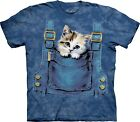Kitty Overalls Cats Shirt Child Unisex The Mountain
