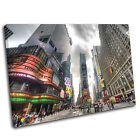 New York Times Sqaure Canvas Wall Art Print Framed Picture 9 PREMIUM QUALITY