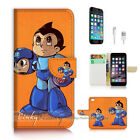 ( For iPhone 7 Plus ) Wallet Case Cover P2827 Cartoon