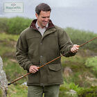 Hoggs of Fife Men's Sportsman Waterproof Shooting Jacket - Authorised Dealer