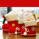 2016 Christmas Elf Sock Boots Gift Bag Santa Candy Decoration Wrapping Sack