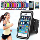 Sports Running Gym Armband Case Cover for Apple iPhone 4/5/6/6S/6Plus Samsung