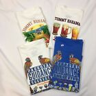 NEW Tommy Bahama Men's T-Shirt Crew Neck (2nd Quality) 2 for 27.99 100% Cotton