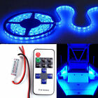 Wireless+16+ft+Blue+LED+Strip+Kit+For+Boat+Marine+Deck+Interior+Lighting