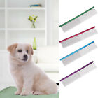 Puppy Pet Dog Cat Animal Stainless Steel Teeth Grooming Hair Comb Rake Tool New