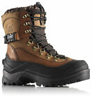Sorel Mens Conquest Winter Boot Leather Snow Waterproof Insulated