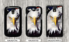 BALD EAGLE BIRD AMERICAN FLAG #2 CASE FOR SAMSUNG GALAXY S3 S4 NOTE 3 -knm8X