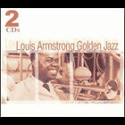 Golden Jazz by Louis Armstrong (CD, Apr-2004, 2 Discs, Madacy)