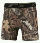 TERRAMAR Mens STALKER BOXER BRIEF MOSSY OAK Break-Up CAMO L