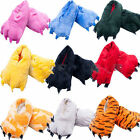 New Animal Shoes Slippers Paw Claw Kigurumi Pajamas   Cosplay Men /Wome