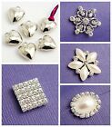 10 Charm Wedding Craft Decoration Charm Embelishment