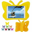 EVA Cartoon Kids Gift  Butterfly Shockproof Stand Case Cover For iPad 2 3 4 Mini