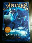 Animas Legacy of the Claw - Book