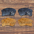T.A.N Polarized Replacement Lens for-Oakley Flak Jacket XLJ-Multiple Pack Option