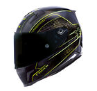 NEXX X.R2 Carbon Pure Neon Yellow XR2 Full Face Motorcycle Helmet S M L XL +
