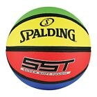 NEW Spalding Super Soft Basketball   from Rebel Sport