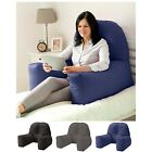 Chloe Bed Reading Bean Bag Cushion Arm Rest Back Support Pillow Rest TV Lounger