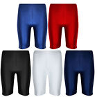 Gym Shorts Exercise Compression Base Layer Sports PE Shorts Boys/Mens/Womens