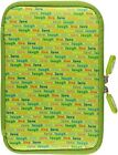 USED (LN) NeoSkin Kindle Fire HDX Zip Sleeve, Live, Love, Laugh (fits Kindle Fir